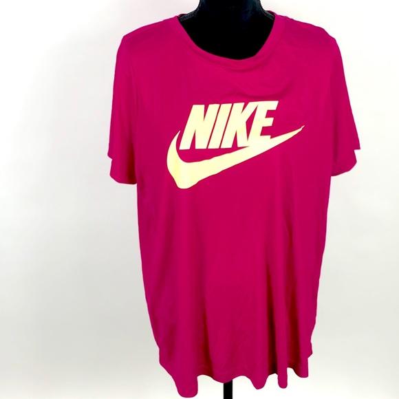 cadf23424 Nike Tops | Womens Dri Fit Tshirt Purple | Poshmark